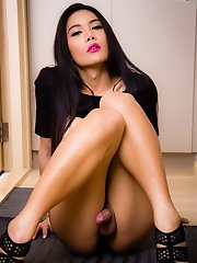 Free Asian Tgirl
